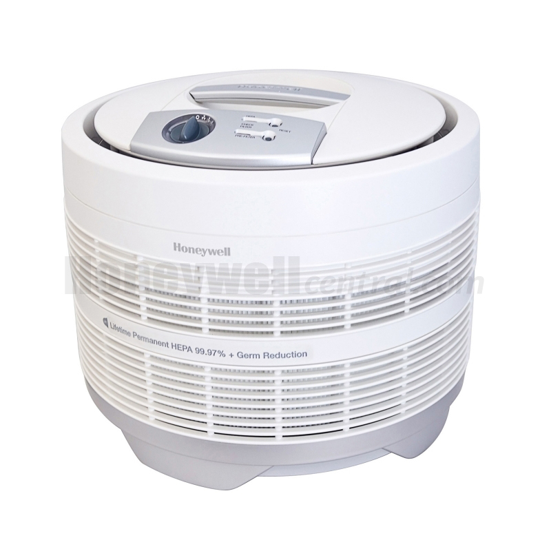 kaz inc honeywell true hepa round air purifier - Honeywell Hepa Air Purifier